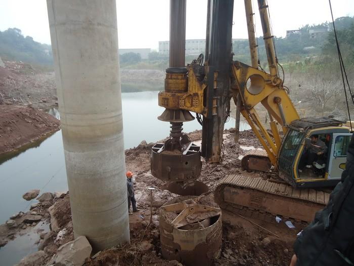 旋挖钻机培训学校,旋挖钻孔灌注桩护壁泥浆问题说明