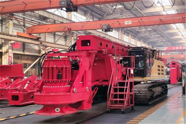 旋挖钻机教育学校,2020年国内旋挖钻机行业发展分析