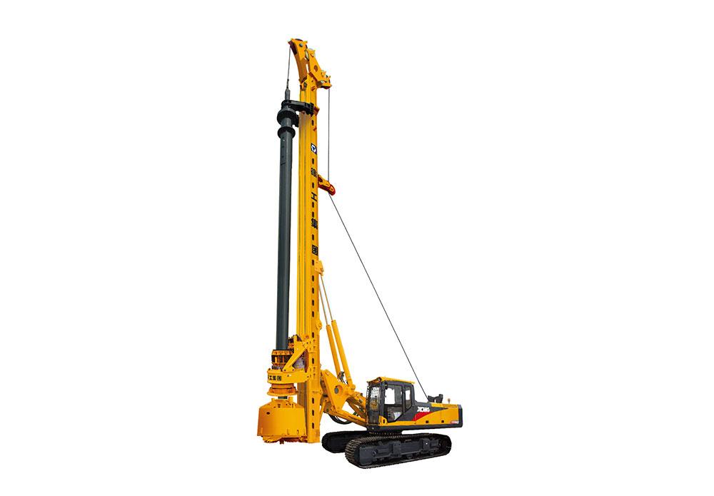 超级 轮式 履带式 徐工 XR180DII旋挖钻机求租