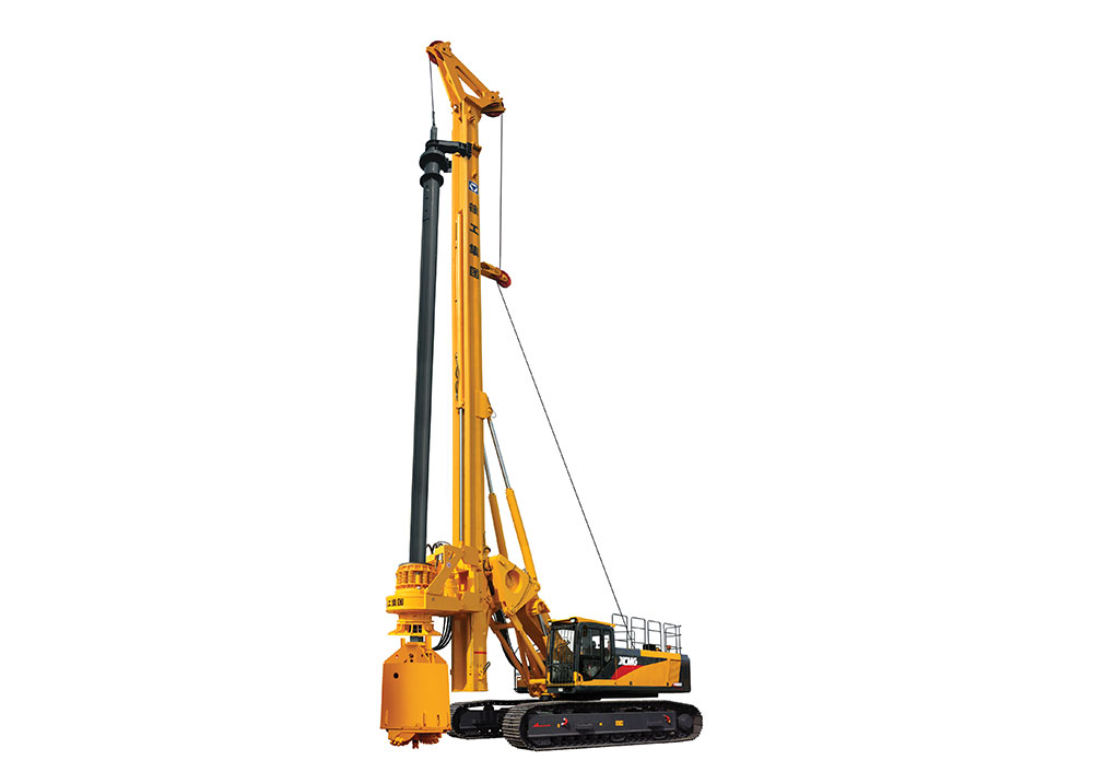 徐工XR280DII型号 旋挖钻机租赁