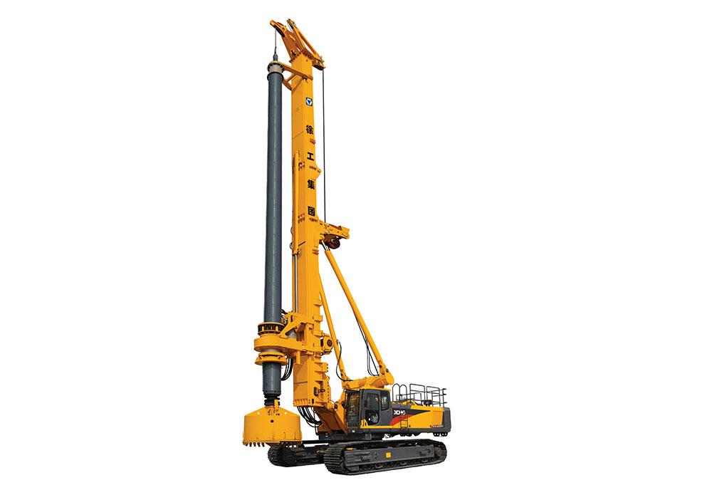 徐工XR280D旋挖机租赁 建桩效率高